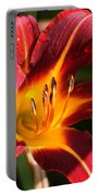 Tiger Lily0064 Portable Battery Charger