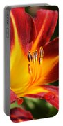 Tiger Lily0170 Portable Battery Charger