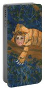 Tiger Sphinx Portable Battery Charger