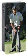 Tiger Woods P Portable Battery Charger