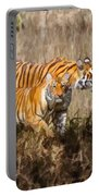 Tigers Burning Bright Portable Battery Charger