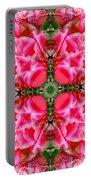 Tiki Tulip Mandala Portable Battery Charger