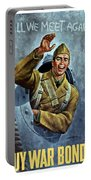 Till We Meet Again -- Ww2 Portable Battery Charger
