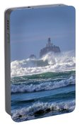 Tillamook Rock Lighthouse Portable Battery Charger