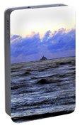 Tillamook Rock Lighthouse Portable Battery Charger