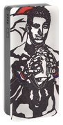 Tim Tebow 2 Portable Battery Charger by Jeremiah Colley
