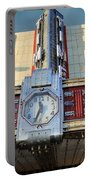 Time Theater Marquee 1938 Portable Battery Charger