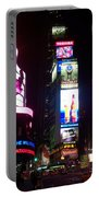 Times Square 1 Portable Battery Charger