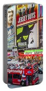 Times Square II Portable Battery Charger