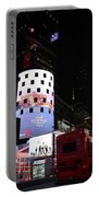Times Square On News Year Eve Portable Battery Charger