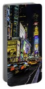 Times Square Traffic Portable Battery Charger
