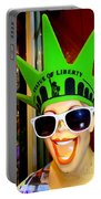 Times Square Trish Portable Battery Charger