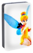 Tinker Bell Portable Battery Charger