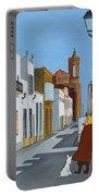 Tintin En Puerto Real Portable Battery Charger
