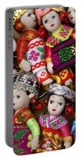 Tiny Chinese Dolls Portable Battery Charger
