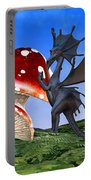 Tiny Fury Dragon Portable Battery Charger