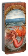 Tiny Mermaid Portable Battery Charger