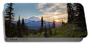 Tipsoo Field Of Summer Portable Battery Charger