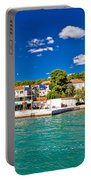 Tisno Panoramic View From Murter Island Portable Battery Charger