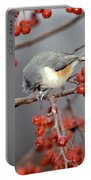 Titmouse Breakfast Portable Battery Charger