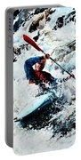 To Conquer White Water Portable Battery Charger
