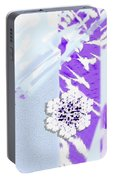To Save A Snowflake, Portrait Orientation Portable Battery Charger