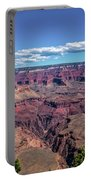 To The Edge Of Vastness Portable Battery Charger