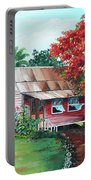 Tobago Country House Portable Battery Charger