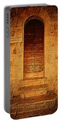 Todi Italy Medieval Door  Portable Battery Charger