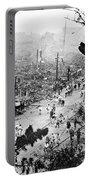 Tokyo Earthquake, 1923 Portable Battery Charger