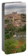 Toledo City, Spain Portable Battery Charger