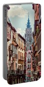 Toledo Cityscape Portable Battery Charger