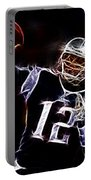 Tom Brady - New England Patriots Portable Battery Charger