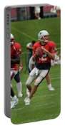 Tom Brady 2004  Portable Battery Charger