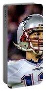 Tom Brady - Touchdown Portable Battery Charger
