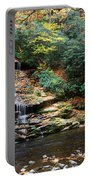 Tom Branch Falls In Nc Portable Battery Charger