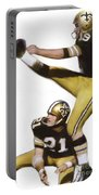 Tom Dempsey Portable Battery Charger