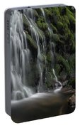 Tom Gill Waterfall, Cumbria, England Portable Battery Charger