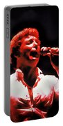 Tom Jones In Concert Portable Battery Charger