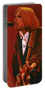 Tom Petty Portable Battery Charger