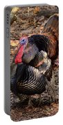 Tom The Turkey Portable Battery Charger