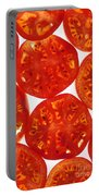 Tomato Slices Portable Battery Charger