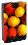 Tomatoes Matisse Portable Battery Charger