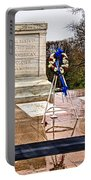 Tomb Of The Unknown Soldiers Portable Battery Charger