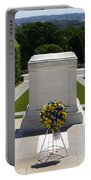 Tomb Of The Unknowns Portable Battery Charger