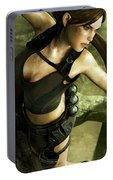 Tomb Raider Underworld Portable Battery Charger