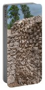 Tombs At Oxtankah Portable Battery Charger