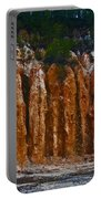 Tombs Land Formation Portable Battery Charger