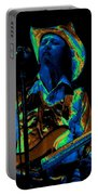 Tommy Caldwell Art 1 Portable Battery Charger