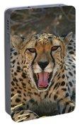 Tongue And Cheek Cheetah Portable Battery Charger